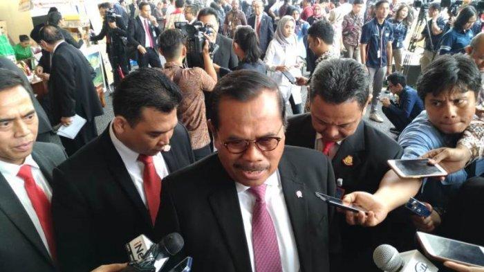 Jaksa Agung Klaim Tak Pernah Ditegur dan Kecewakan Presiden Jokowi
