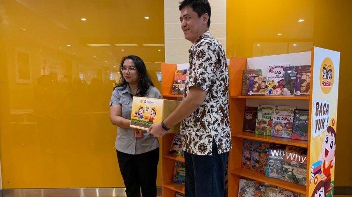 HokBen Konsisten Mengambil Peran untuk Tingkatkan Literasi