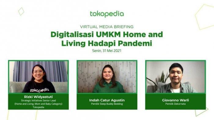 UMKM Lokal Unjuk Gigi Lewat Home and Living SALEbrations Mid-Year Sale