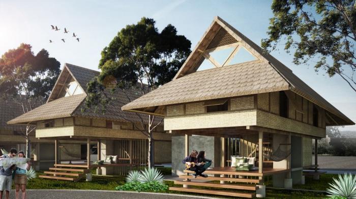 Sambut Target 15 Ribu dengan 10 Ribu Homestay Desa Wisata