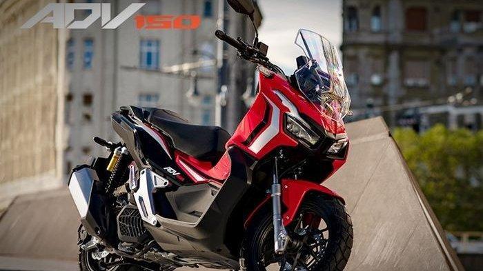 Harga Dan Spesifikasi Honda Adv 150 Dua Tipe Dan Dibanderol Mulai Harga Rp 33 5 Juta Tribunnews Com Mobile