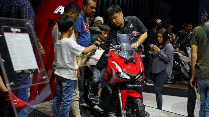 Tiga Model Motor Terbaru Honda Jadi yang Terlaris di Arena GIIAS