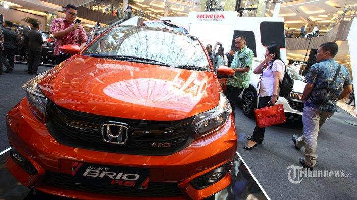 Imbas Relaksasi PPnBM, Penjualan Mobil Honda Meroket 365 Persen
