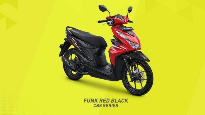 Honda BeAt 2020.(Tangkap Layar astra-honda.com)