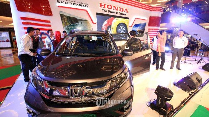 Honda BR-V Tak Terpengaruh Duo Rush-Terios