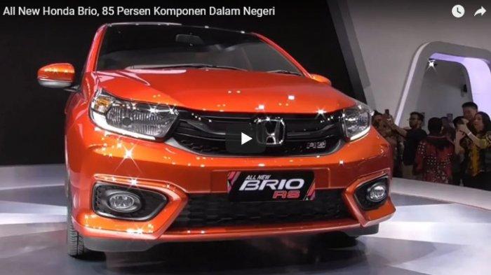 Digelapkan di Jakarta, Honda Brio ini Diamankan di Pasuruan