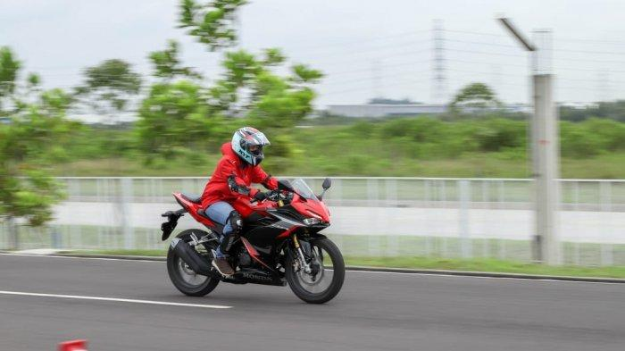 Test Ride CBR150R 2021, Makin Gesit dan Lincah