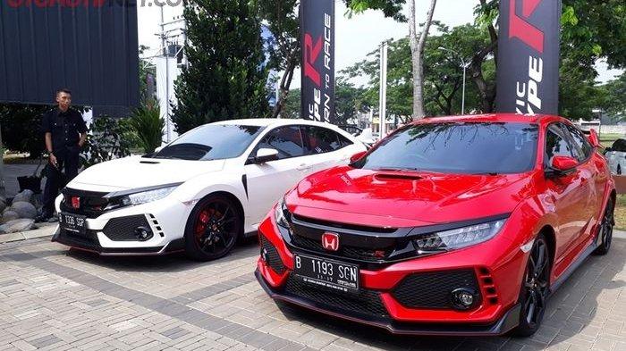 Berstatus Cbu Dari Inggris Indonesia Kebagian Jatah 50 Honda Civic Type R Tribunnews Com Mobile