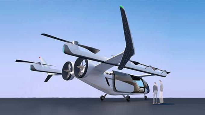 Honda Fokus Kembangkan Teknologi Baru, Mulai Taksi Udara hingga Roket Luar Angkasa