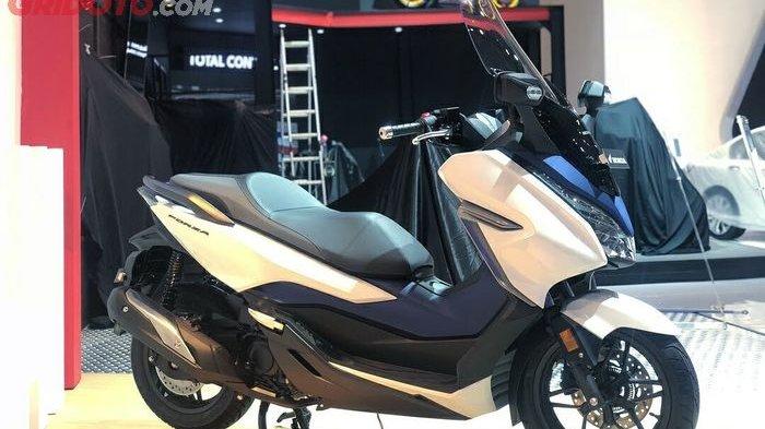 Harga Honda Forza 250 Di Indonesia Lebih Mahal Dari Kawasaki Ninja 250 Tribunnews Com Mobile