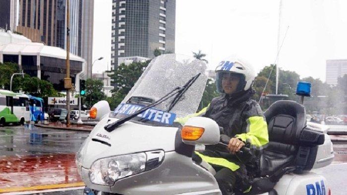 Layaknya Fotografer Profesional, Honda Gold Wing Paspampres Pernah Dibidik Kamera Ani Yudhoyono