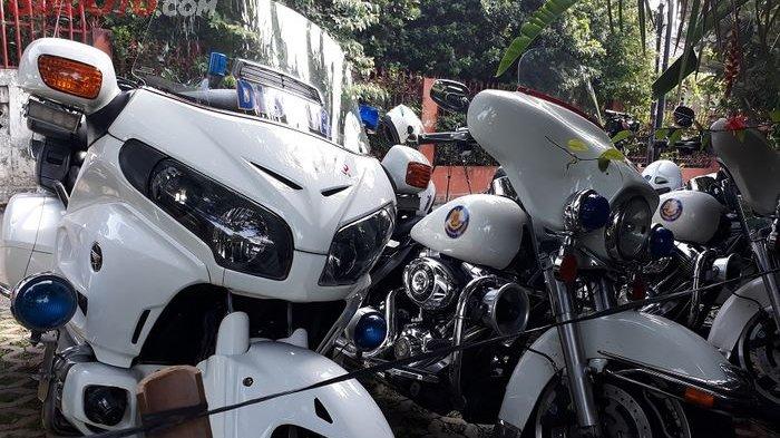 Tujuh Moge Ditugaskan Belah Kemacetan demi Antar Anies ke Istana