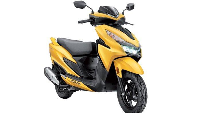 Honda Grazia 125, Motor Matic 125 cc Terbaru dengan Harga Rp 15 Jutaan