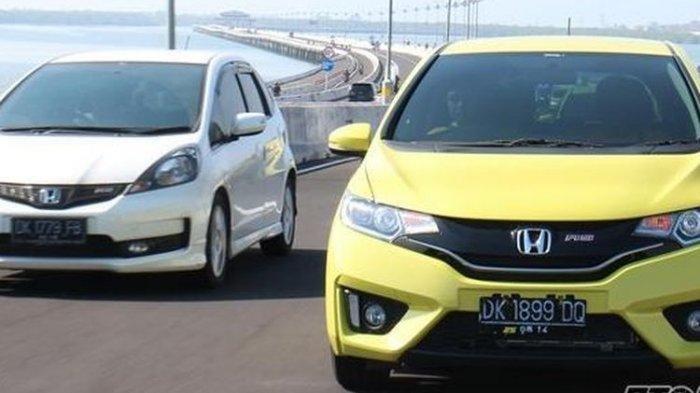 Jika Pajak 0% Diberlakukan, Berapa Harga Honda Jazz dan Toyota Yaris Baru?