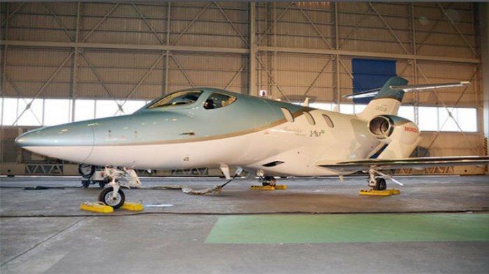 Honda Jet Jepang Gunakan Biofuel Berhasil Terbang dari Haneda ke Kagoshima
