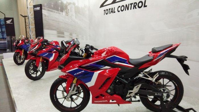 Honda CBR150R dan CBR250RR Hadir dalam Balutan Warna Tricolor