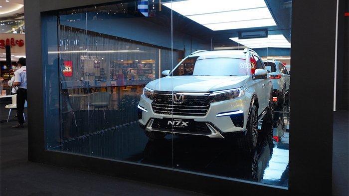 Honda N7X Concept Sapa Warga Surabaya