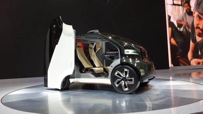 Mengenal Teknologi Mobil Listrik NeuV dari Honda