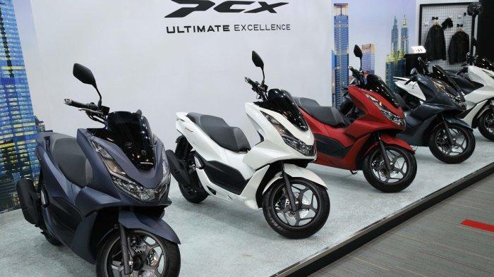 PCX 160 DitargetkanTerjual 20.000 Unit Per Bulan