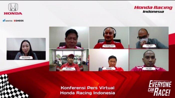 Honda Racing Indonesia Kenalkan 3 Pembalap Muda yang Akan Turun Musim Ini