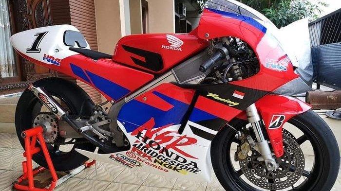 Prototipe Honda RS250 NX5 97 Siap Dilego Nih, Segini Harganya