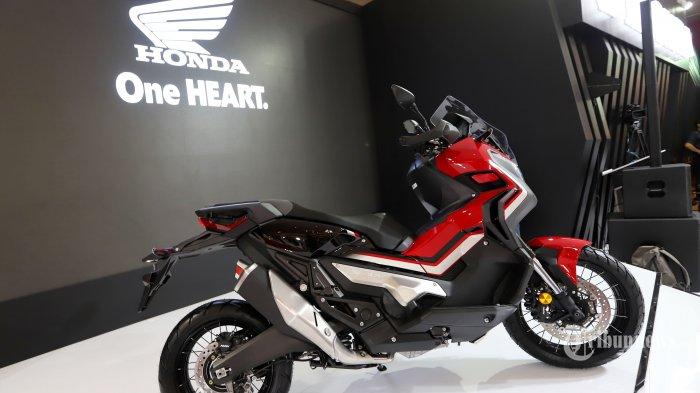 Dibandingkan Honda Pcx Dan Yamaha Nmax Harga Honda X Adv 150 Masih Lebih Murah Tribunnews Com Mobile