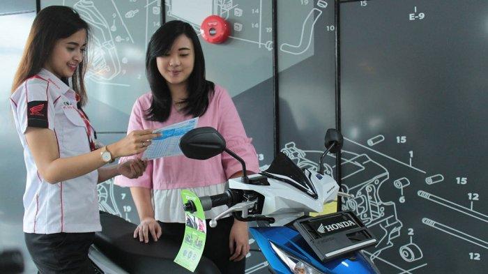 Desember 2017, Honda Kuasai 80,9 Persen Pasar Sepeda Motor di Jawa Barat