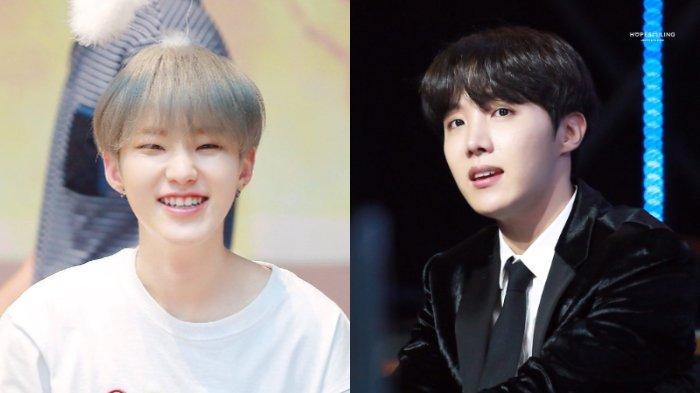 Momen Kocak 4 Idol K-Pop Mabuk, Hoshi SEVENTEEN Tidur di Toilet hingga J-Hope BTS Unggah Selfie