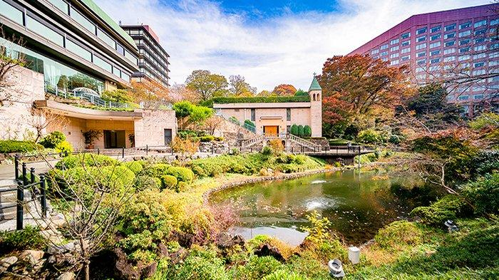Daftar 4 Hotel Asri di Tokyo Jepang, Cocok untuk Bersantai Sambil Menikmati Hijaunya Pepohonan