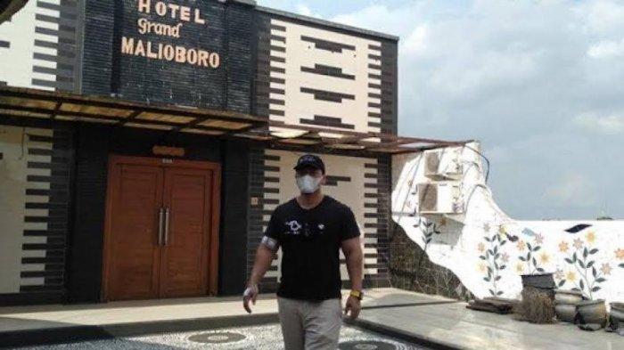 Prihatin Covid Melonjak, Pengusaha Jambi Serahkan Hotelnya untuk Jadi RS Darurat