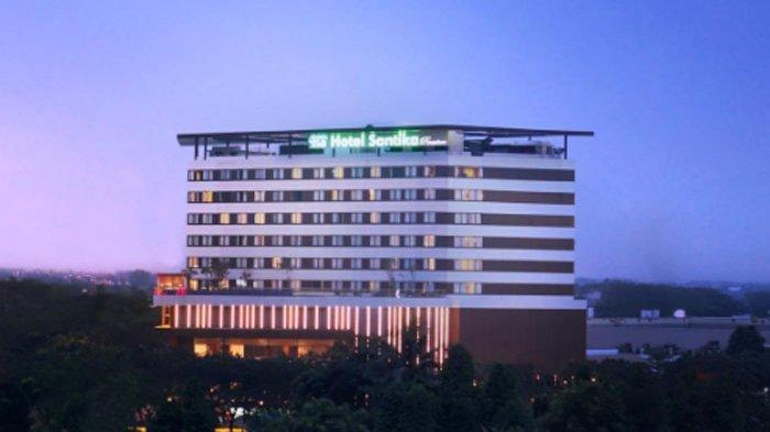Menginap Aman, Nyaman Prokes Terjaga di Hotel Santika Premiere Bintaro, Nikmati Paket Hello March