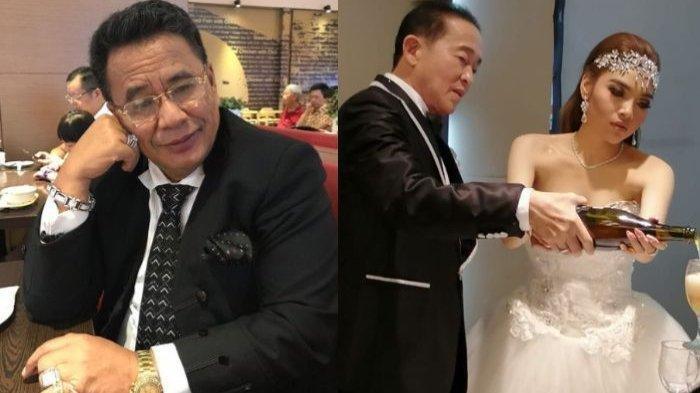 Hotman Paris Ungkap Siapa Tiara Agnesia Istri Darmawan Ayah Mirna Korban Kopi Sianida Jessica Wongso
