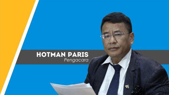Hotman Paris Sebutkan Honor yang Diterimanya Per Hari, 'Kita Makin Kaya, Makin Miskin Makanannya'
