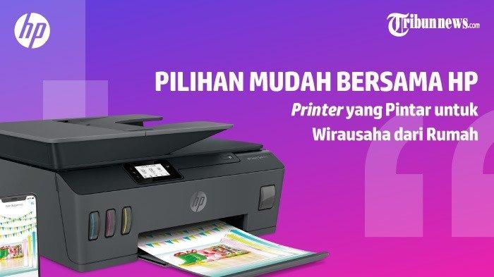 Tips Memilih Printer yang Pintar untuk Wirausaha di Rumah