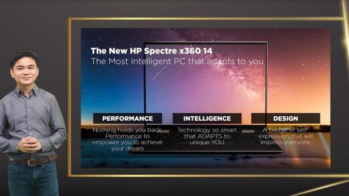 HP Resmi Merilis PC Premium Spectre X360, Ini Keunggulannya