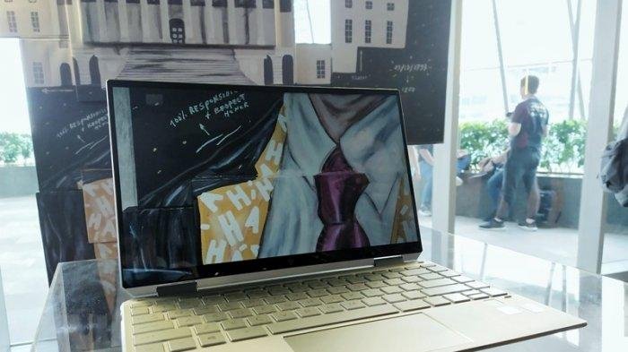 Dilego Mulai Rp 20 Jutaan, Ini Istimewanya Laptop HP Spectre X360