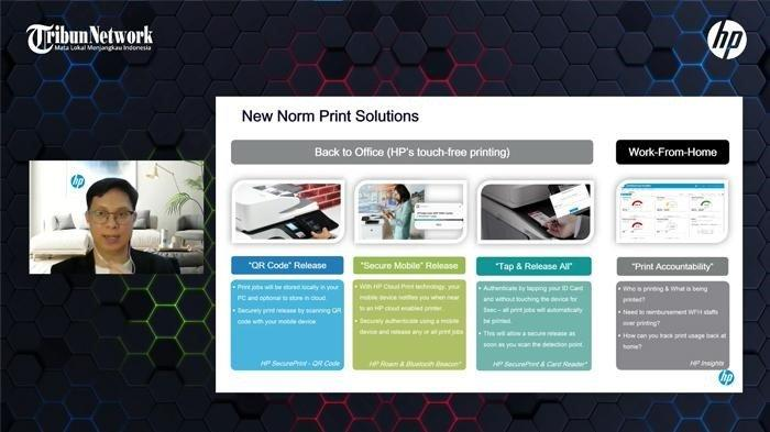 HP Touch Free Printing Solution webinar
