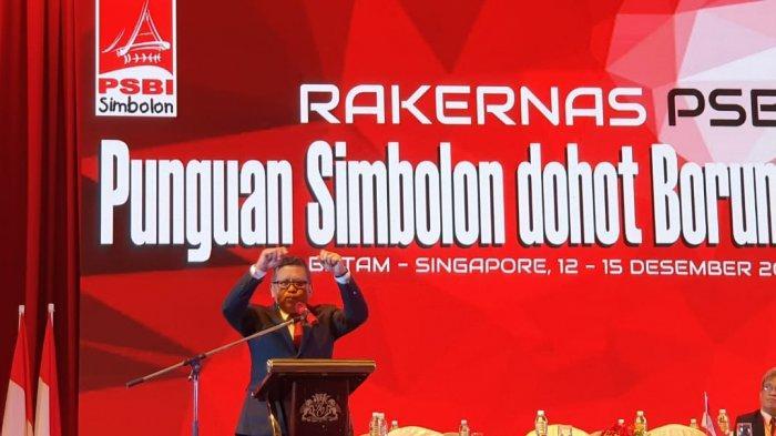 Hasto Puji Semangat Marga Simbolon Bantu Pemerintah Jokowi Ciptakan SDM Handal