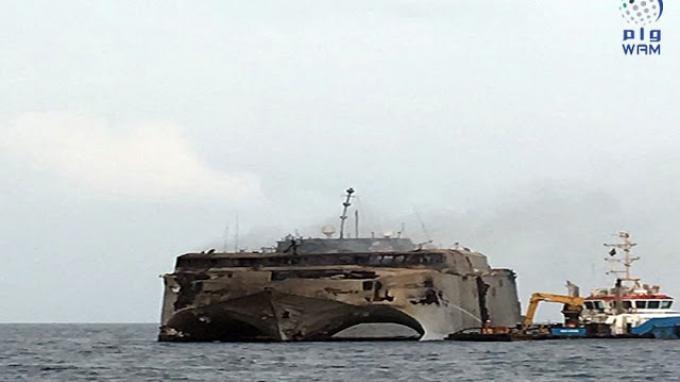 Kapal HSV-2, Pernah Dipakai US Navy, Lalu Disewa Angkatan Laut UEA dan Rontok Dihajar Rudal Houthi