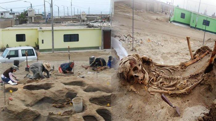 Arkeolog Temukan Situs Pembantaian 140 Bocah Sebagai Persembahan Ritual