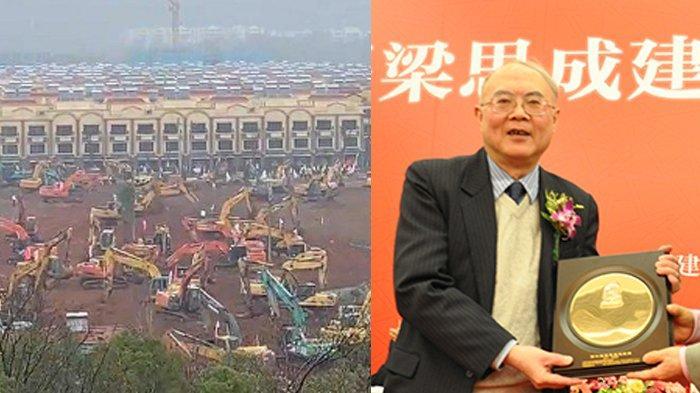 Profil Huang Xiqiu, Arsitek Kelahiran Indonesia yang Bangun RS Khusus Virus Corona di Wuhan