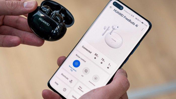 Huawei FreeBuds 4i Unggulkan Kualitas Suara Jernih dengan FiturANC dan Baterai Awet