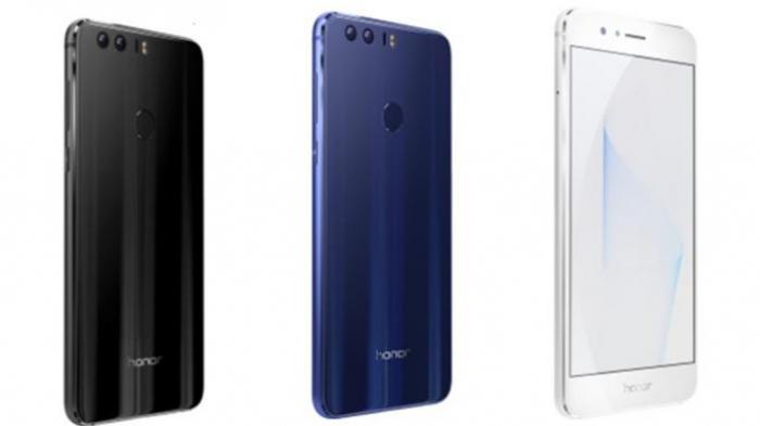 Huawei Honor 8  Diklaim Dijejali Jeroan Selevel Galaxy S7.