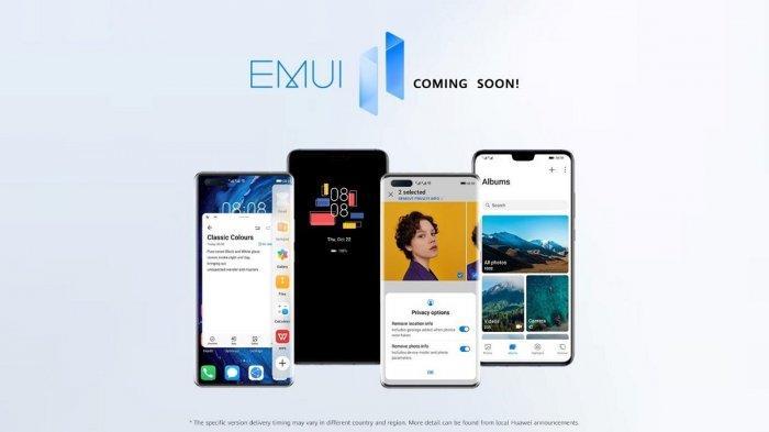 Huawei Umumkan Jadwal Peluncuran EMUI 11 Global