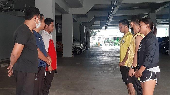 Tim Tinju DKI Jakarta Targetkan Raih Dua Medali Emas di PON Papua kata Hugo Gosseling