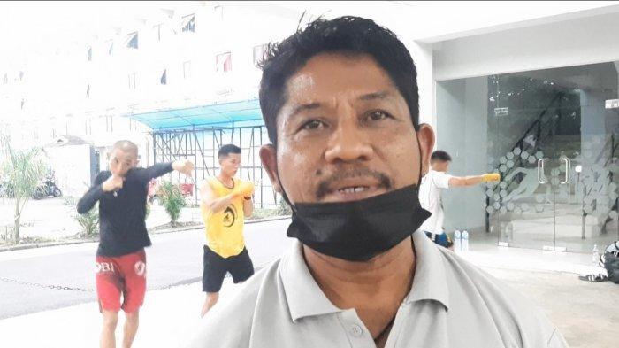 Pelatih Tinju PON DKI Jakarta Ingatkan Atletnya Konsultasi dengan Dokter KONI Saat Sakit
