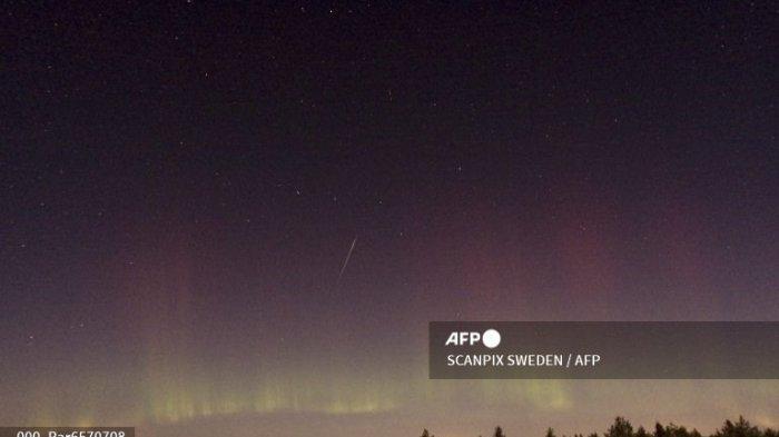 Puncak Hujan Meteor Draconid Terjadi Sore Ini, Dapat Disaksikan Tanpa Alat Bantu