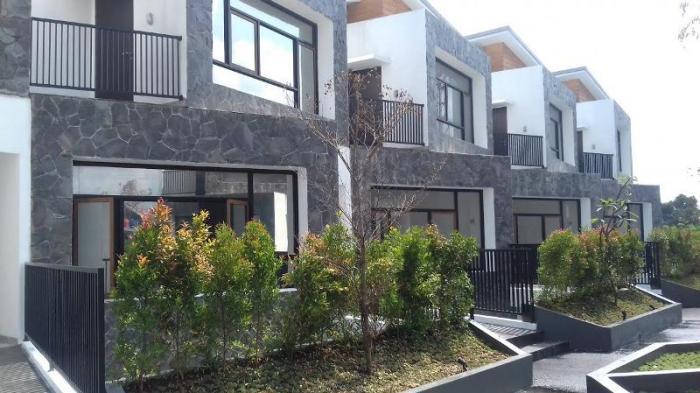 Rumah Double Decker di Bogor Unik, Harganya Tak Kalah Menarik