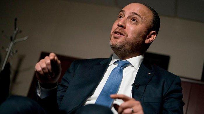 Palestina Pulangkan Husam Zomlot, Perwakilan PLO di Amerika Serikat