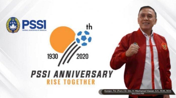 HUT PSSI ke-90 dalam Suasana Prihatin, Iwan Bule Minta Seluruh Elemen Sepak Bola Bersatu